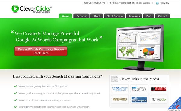 CleverClicks